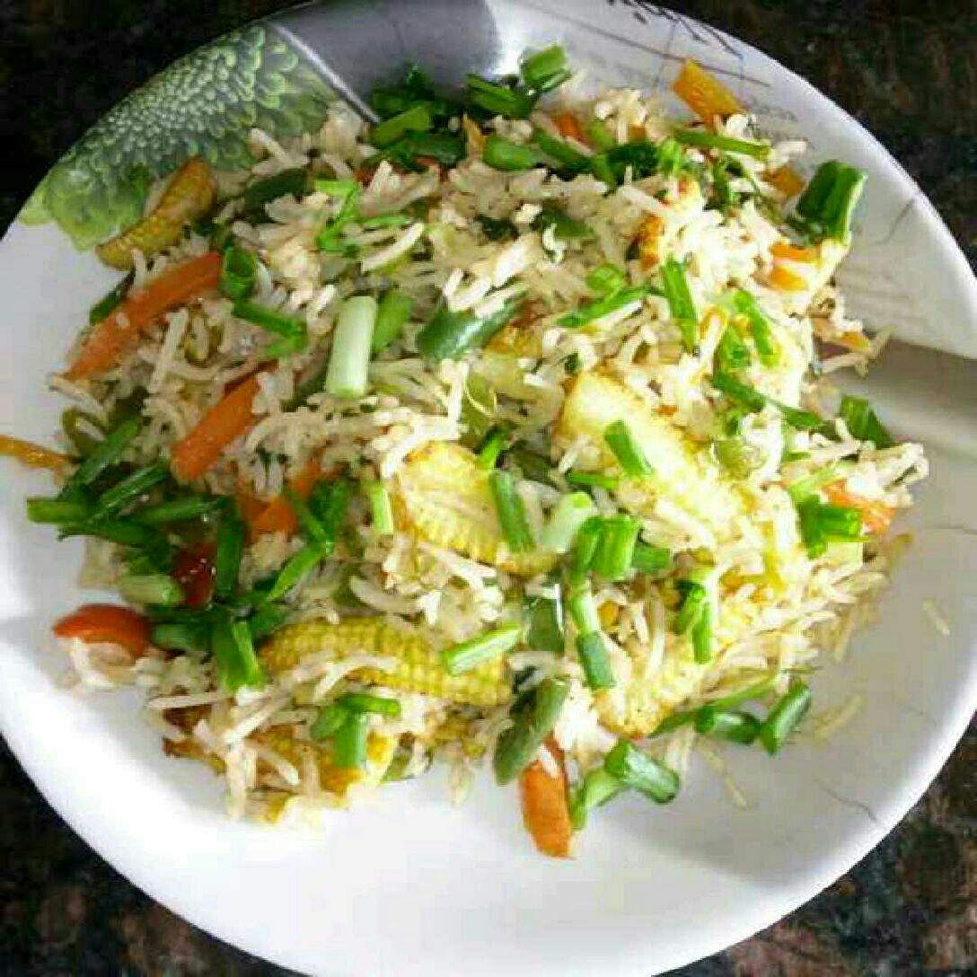 How to make Winter Special Fried Rice