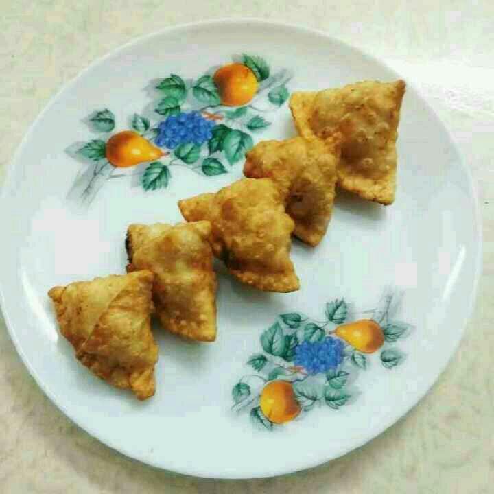 How to make Mac n Cheese Samosa