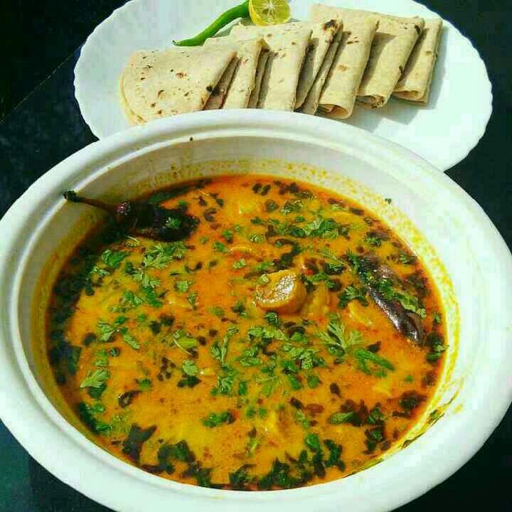 How to make Gatte ki Sabzi