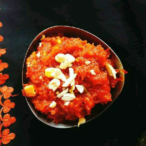How to make Gajar Halwa with a Twist