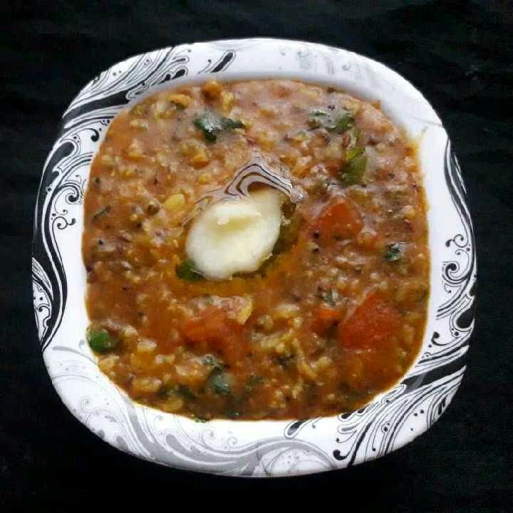 How to make Khichadi Fry
