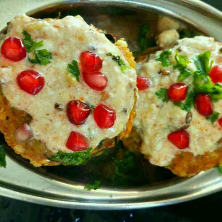 How to make Crunchy Sabudana Vadas