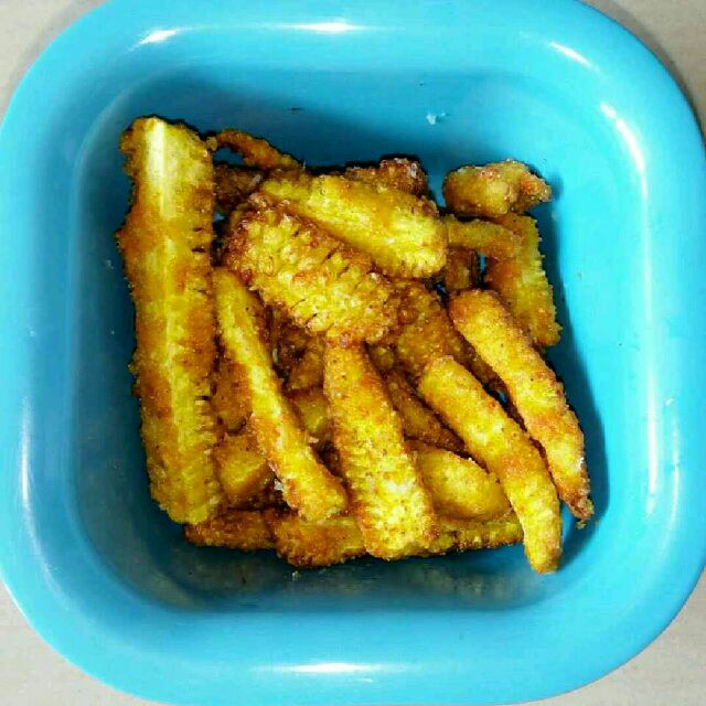 How to make Baby Corn Fries