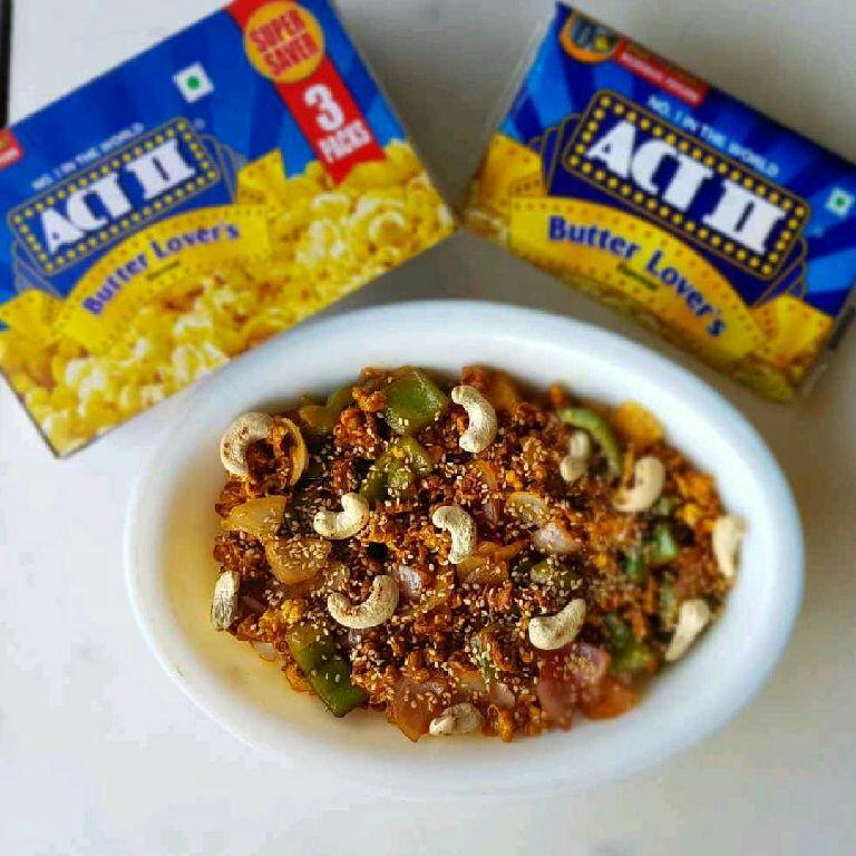 How to make Kung Pao Popcorn
