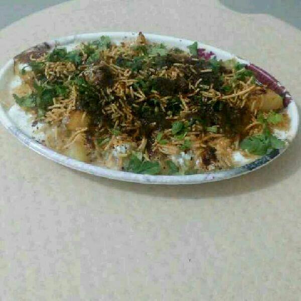 How to make Dahi Aloo Chaat