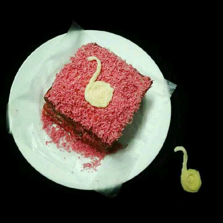 How to make केक सेंडविच