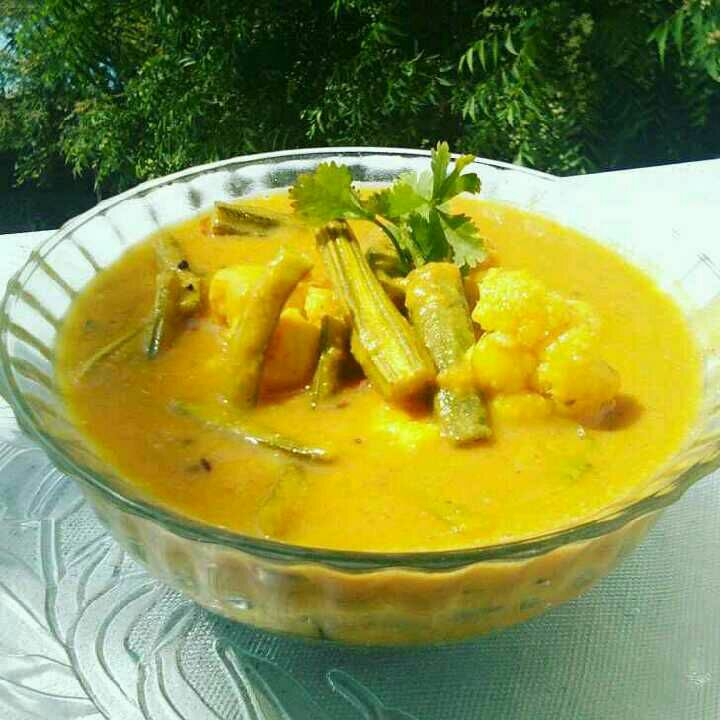 How to make Sindhi Kadhi
