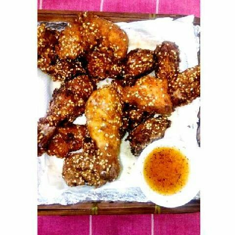 How to make Peri Peri Sesame Chicken