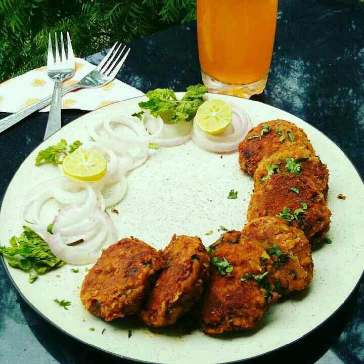 How to make Veg Shami Kebab