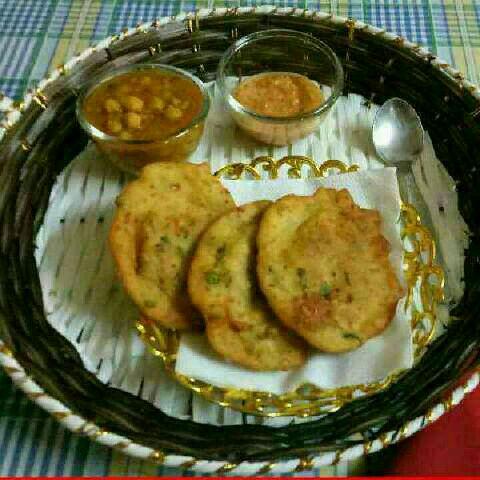How to make धुस्का - झारखंड की स्पेशल डिश