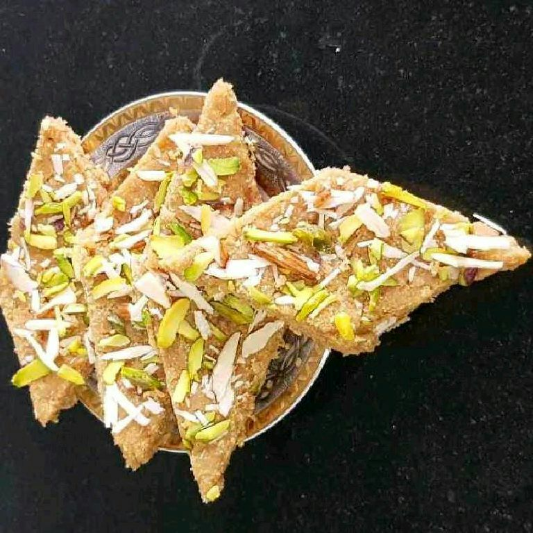 How to make Gol Papdi