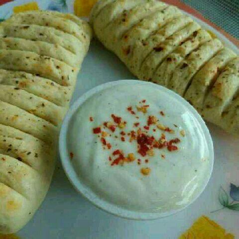 How to make Eggless Oregano Mayonnaise