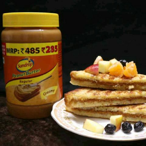 How to make Peanut Butter French Toast