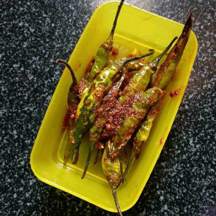 Photo of 5 Minute Chilli Fry by Tejaswi Yalamanchi at BetterButter