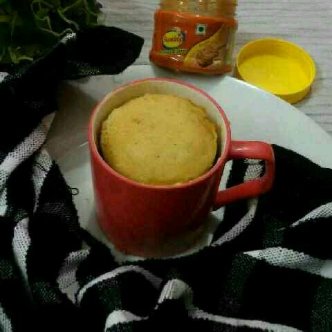 How to make Sundrop Peanut Butter 1 Minute Mug Cake