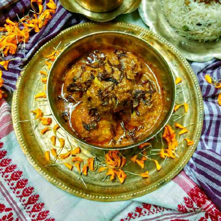 How to make Chicken Kofta Curry with a Twist