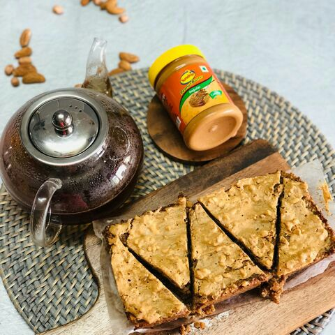 How to make Sundrop Peanut Butter Triangles