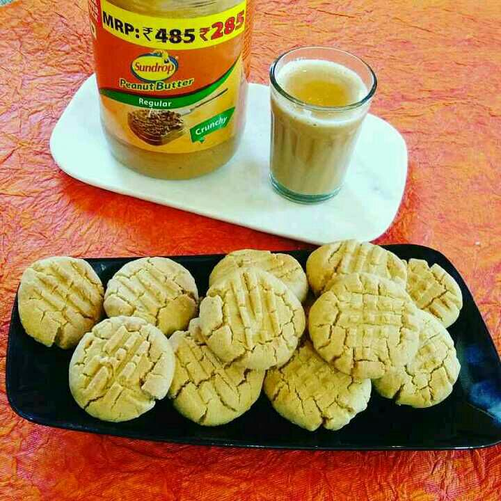 How to make Sundrop Peanut Butter Cookies
