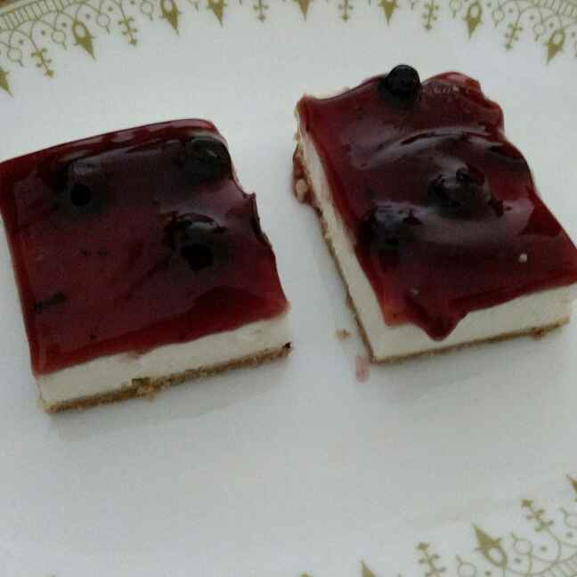 Photo of Blueberry Cheesecake by Sonali Bhagwani at BetterButter