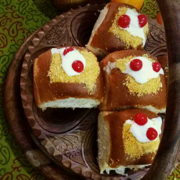 Photo of Party Fruits Bun by sonam sahoo at BetterButter