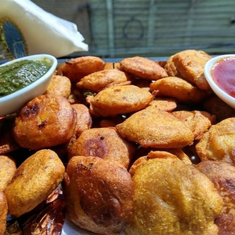 Photo of IDLI PAKORA WITH LEFTOVER IDLI by Sonia Batra at BetterButter