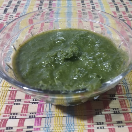 Photo of Green Mint Chutney by Sonia Batra at BetterButter