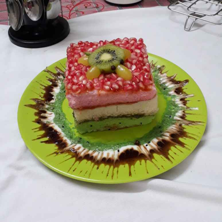Photo of Fruity idli cake by Sonia Kriplani at BetterButter