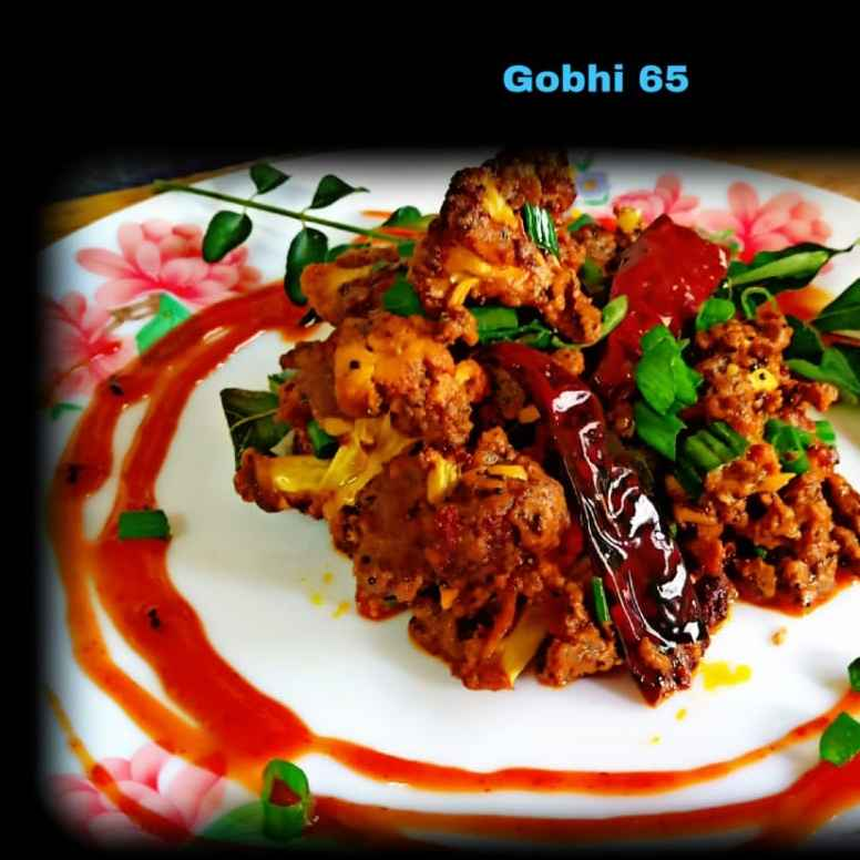 How to make गोबी 65