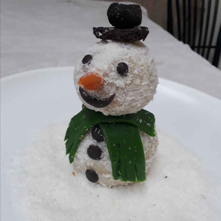 Photo of Snowman by Sonia Kriplani at BetterButter