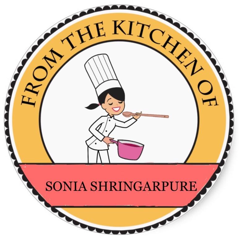 Sonia Shringarpure food blogger