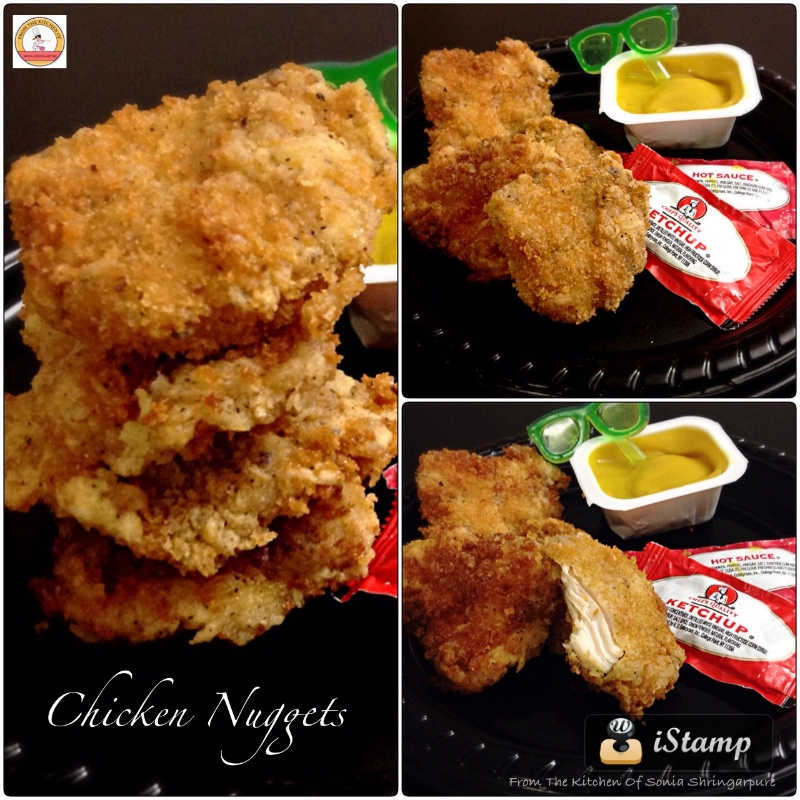 Photo of Chicken Nuggets by Sonia Shringarpure at BetterButter
