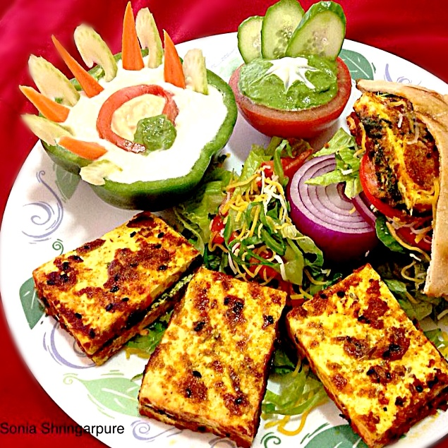 Photo of Grilled Minty Paneer by Sonia Shringarpure at BetterButter