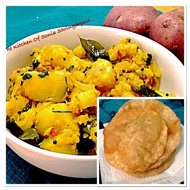 How to make Poori Bhaji
