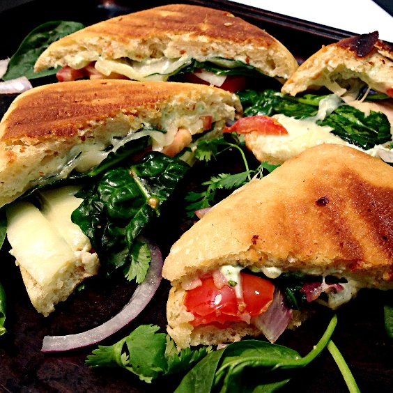 Photo of Grilled Veg Cheese Sandwich by Sonia Shringarpure at BetterButter