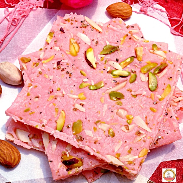 How to make Mahim/Bombay Ice Halwa