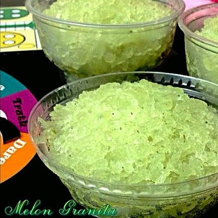 How to make Melon Granita