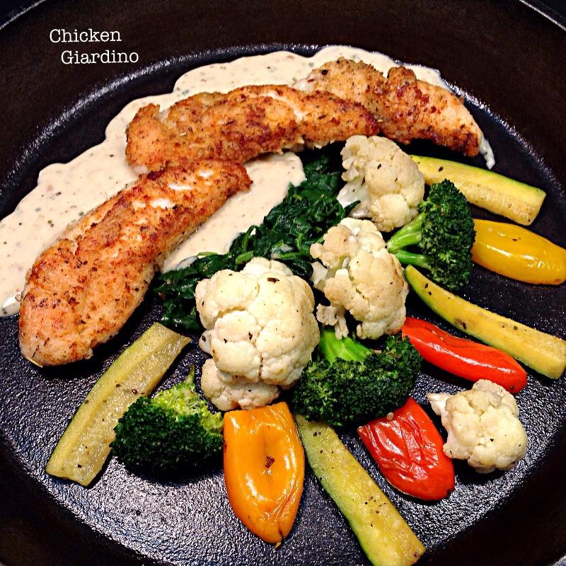 Photo of Chicken Giardino by Sonia Shringarpure at BetterButter