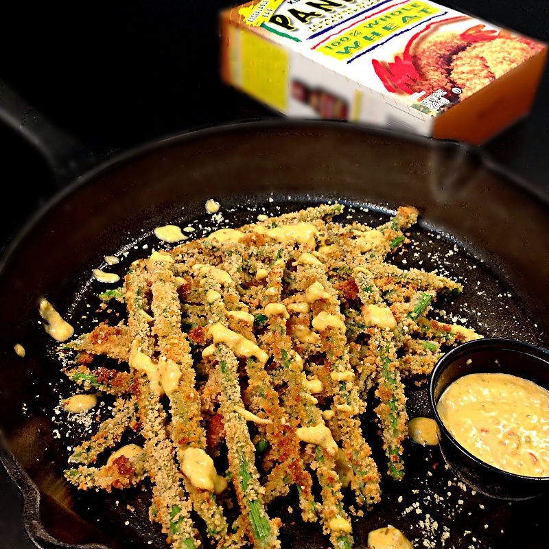 Photo of Oven Fried Garlic Parmesan Asparagus by Sonia Shringarpure at BetterButter