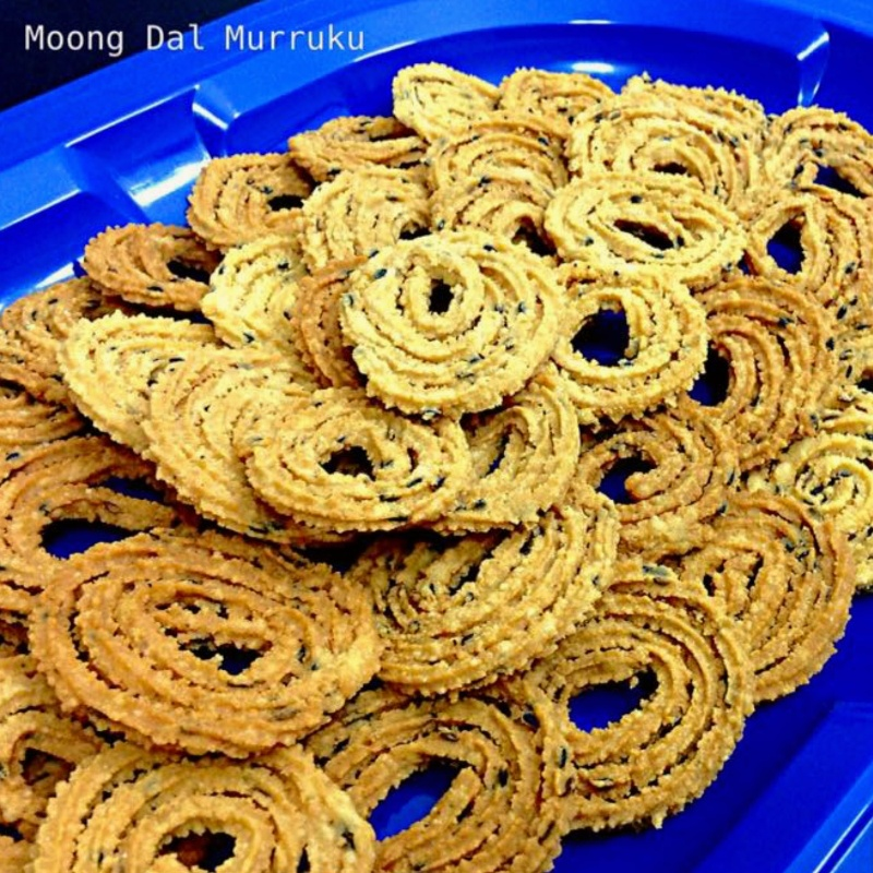 Photo of Moong Dal Murruku by Sonia Shringarpure at BetterButter