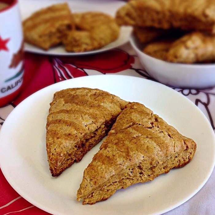 Photo of Pumpkin Scones by Sonia Shringarpure at BetterButter