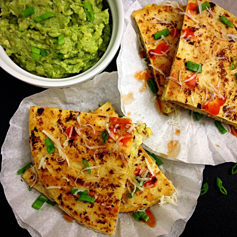 Photo of Egg Cheese Quesadilla by Sonia Shringarpure at BetterButter