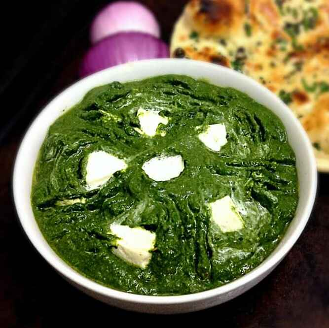 Photo of Palak Paneer by Sonia Shringarpure at BetterButter
