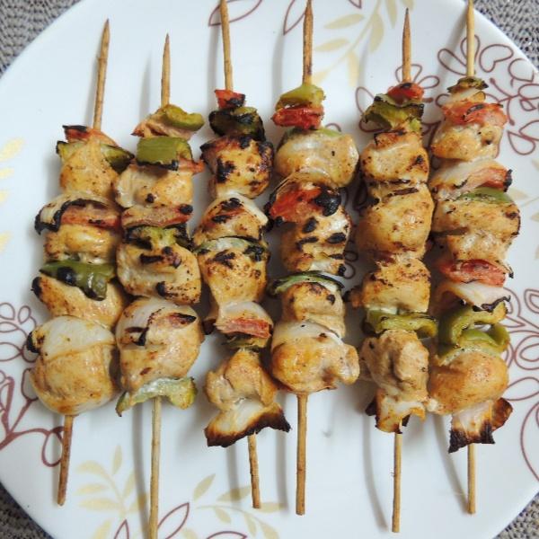 Photo of Chicken Shashlik by sonila das at BetterButter