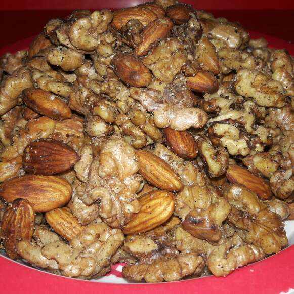 Photo of Masala nuts by Soniya Singh at BetterButter