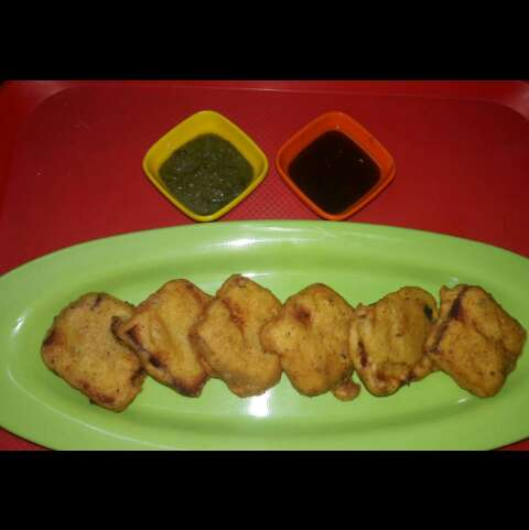 How to make pitthi wale pakore