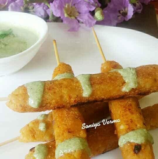 Photo of Chhola kabab by Soniya Verma at BetterButter