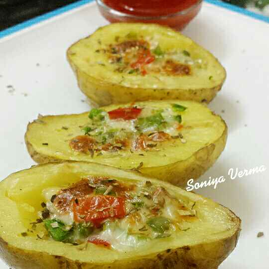 How to make Baked potato