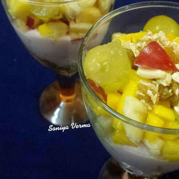 Photo of Shrikhand pudding by Soniya Verma at BetterButter
