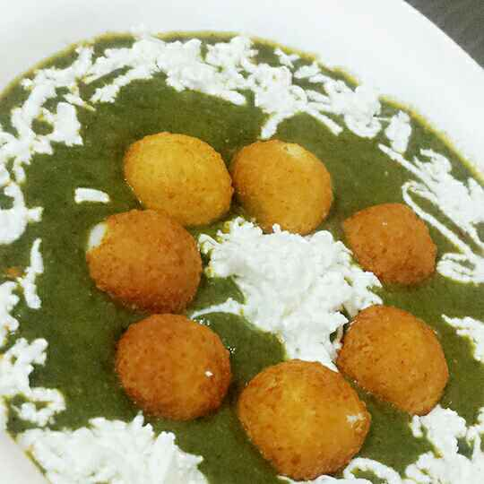 Photo of Palak chease kofta by Soniya Verma at BetterButter