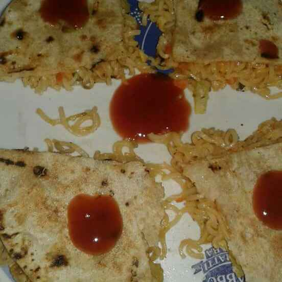 Photo of Noodle parantha by Sonu bedi(son)  at BetterButter